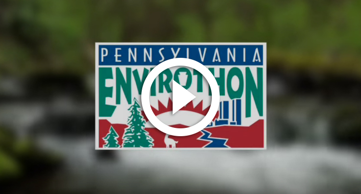 Welcome to Pennsylvania Envirothon