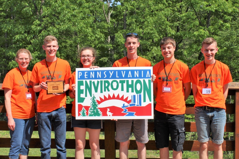 5th Place - York County, Central York Home School