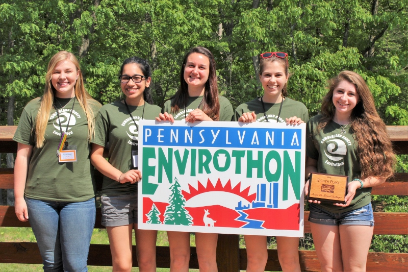 8th Place - Cumberland County, Cumberland Valley HS